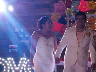 La boda de Sayly y Azael 2