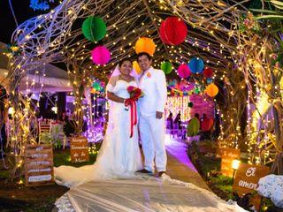 La boda de Sayly y Azael