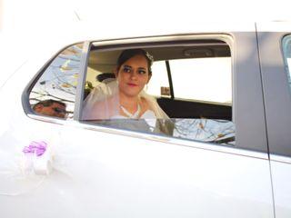 La boda de Claudia Muñoz y Obed Herrera 1