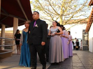 La boda de Claudia Muñoz y Obed Herrera 2
