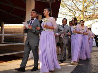 La boda de Claudia Muñoz y Obed Herrera 3