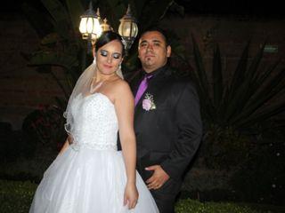 La boda de Claudia Muñoz y Obed Herrera