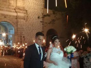 La boda de Tania y Eddi 1