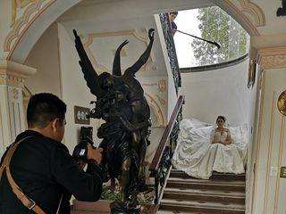 La boda de Diego y Lyzy 1
