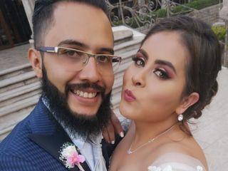 La boda de Diego y Lyzy 2