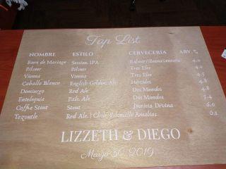 La boda de Diego y Lyzy 3