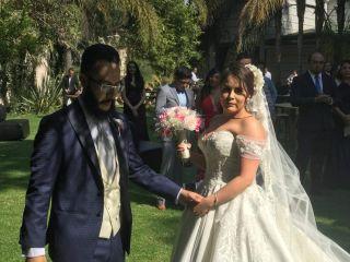 La boda de Diego y Lyzy