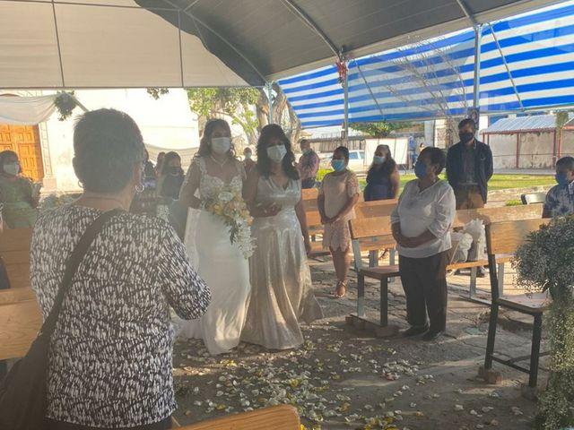 La boda de Adaliz  y Mario Alberto