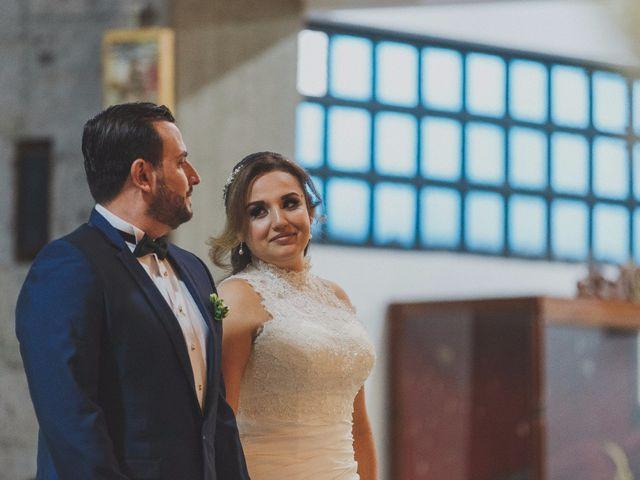 La boda de Pau y Dany
