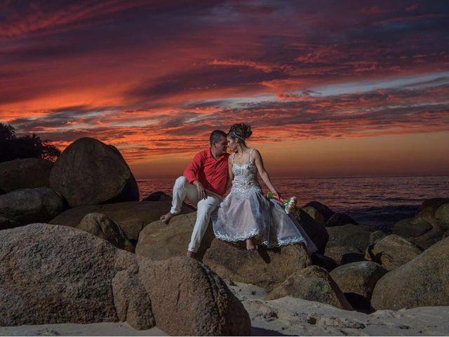 La boda de Carlos  y Yadira en Puerto Vallarta, Jalisco 2