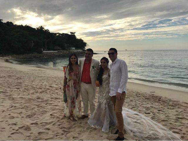 La boda de Carlos  y Yadira en Puerto Vallarta, Jalisco 7