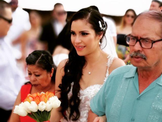 La boda de Carlos  y Yadira en Puerto Vallarta, Jalisco 8