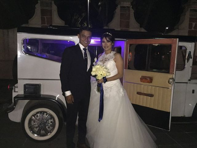 La boda de Tania y Eddi
