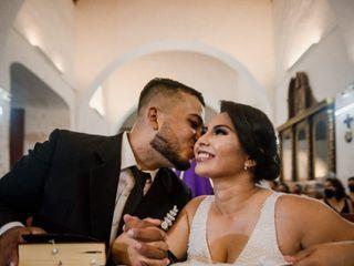 La boda de Karla y Porfirio