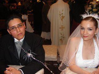 La boda de Danielle y Jorge