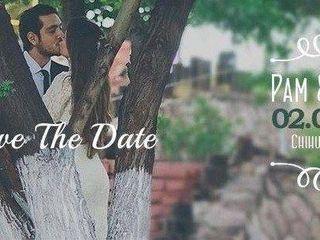La boda de Pam y Joel 1