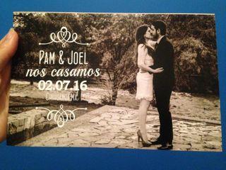 La boda de Pam y Joel 2