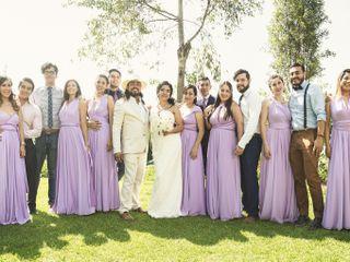 La boda de Fátima y Alfonso 1
