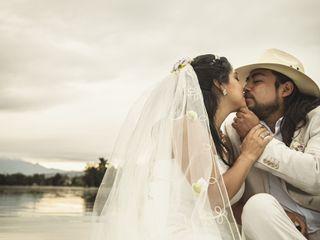 La boda de Fátima y Alfonso