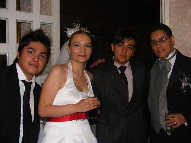La boda de Jorge y Danielle en Tlalnepantla, Estado México 11
