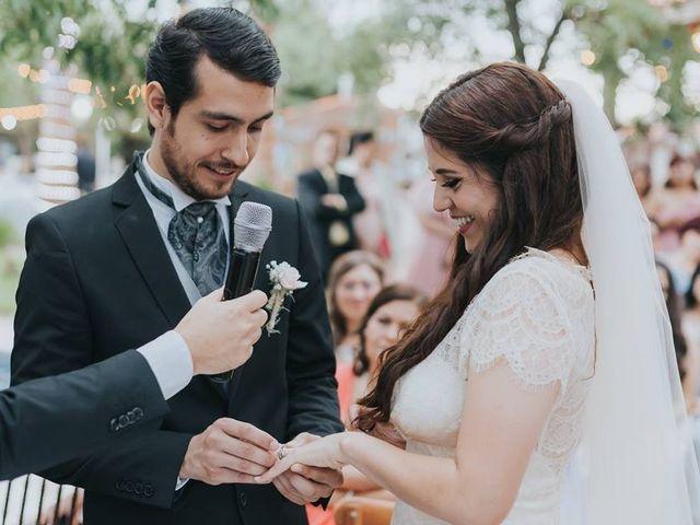 La boda de Pam y Joel