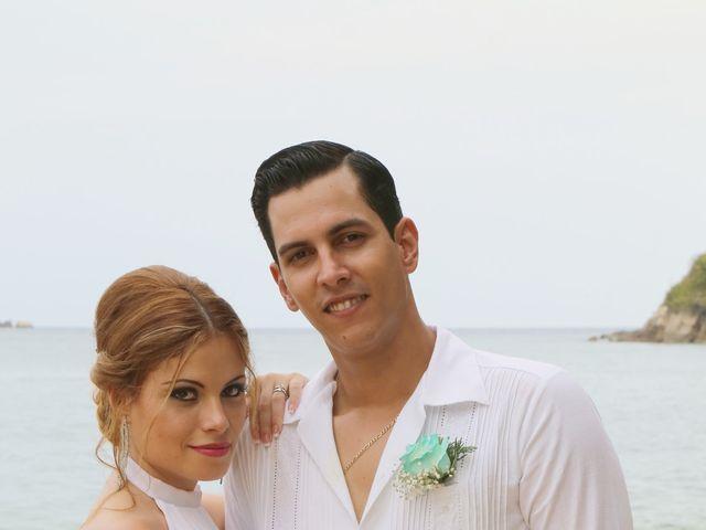 La boda de Robert y Alyeira en Huatulco, Oaxaca 5