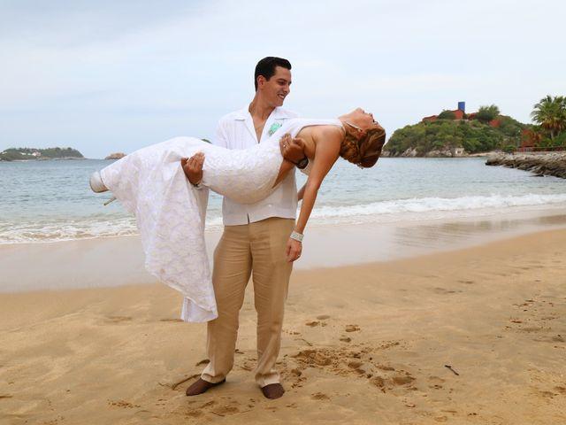 La boda de Robert y Alyeira en Huatulco, Oaxaca 2