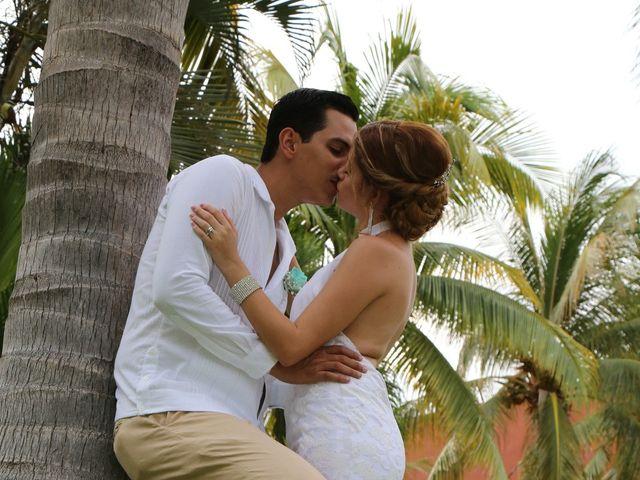 La boda de Robert y Alyeira en Huatulco, Oaxaca 6