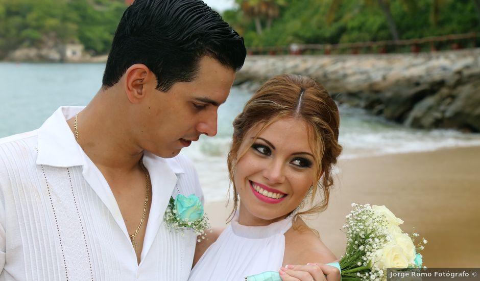 La boda de Robert y Alyeira en Huatulco, Oaxaca