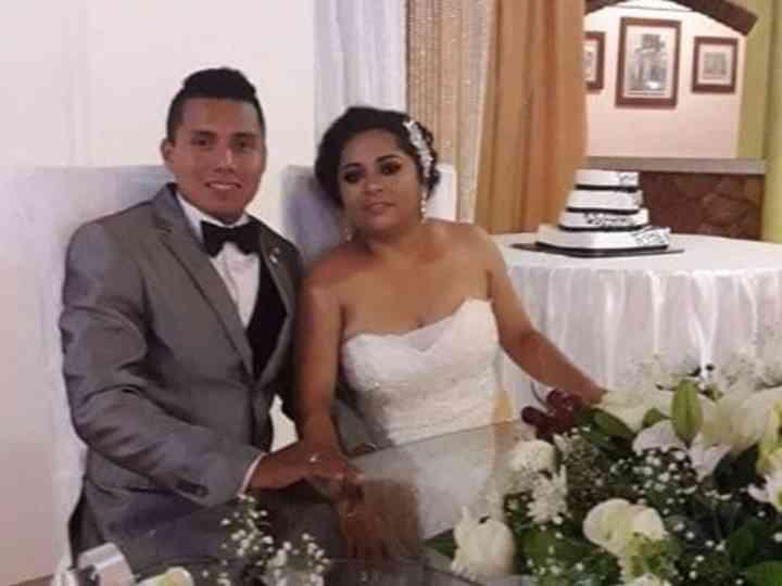 La boda de Maira y Marco
