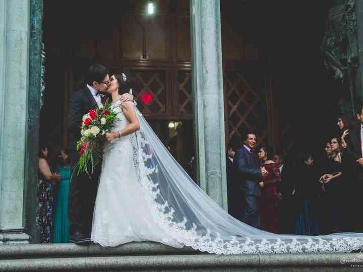 La boda de Pablo  y Rosy