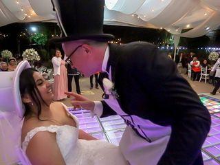 La boda de Miroslava y Ramon 3