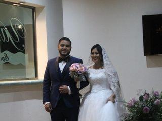 La boda de Melina y Henry 1