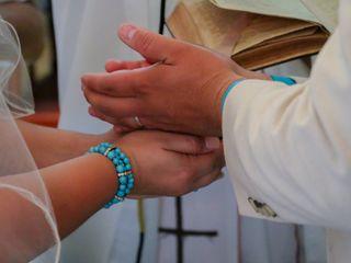 La boda de Carleé y Hugo 1