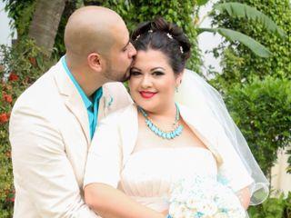 La boda de Carleé y Hugo 2