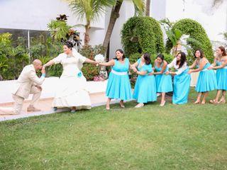 La boda de Carleé y Hugo 3