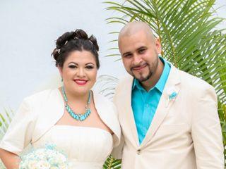La boda de Carleé y Hugo