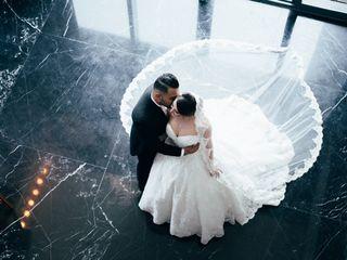 La boda de Paulina y Alejandro  1