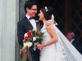 La boda de Pablo  y Rosy  2
