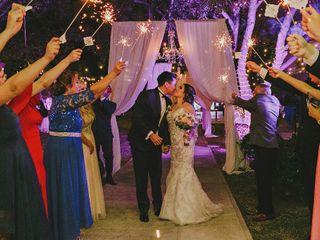 La boda de Sheyla  y Luis  1
