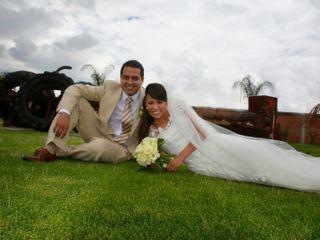 La boda de Tania Guel y Edgar Sánchez