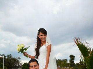 La boda de Tania Guel y Edgar Sánchez 2
