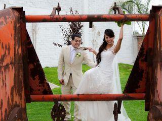La boda de Tania Guel y Edgar Sánchez 3