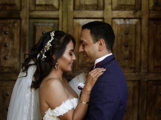 La boda de Debora y Cesar