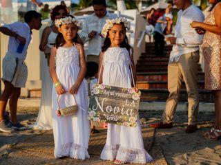 La boda de Andrea y Fermin 1
