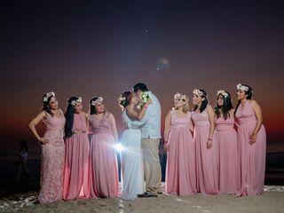 La boda de Andrea y Fermin