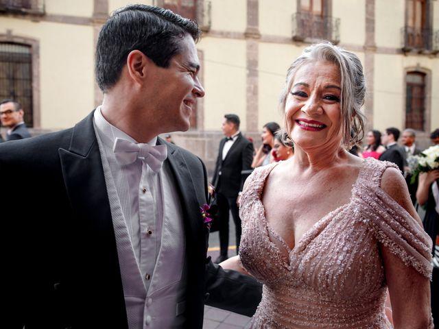 La boda de Daniel y Nayeli en Guadalajara, Jalisco 21