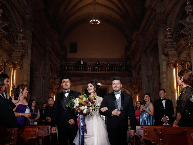 La boda de Daniel y Nayeli en Guadalajara, Jalisco 25