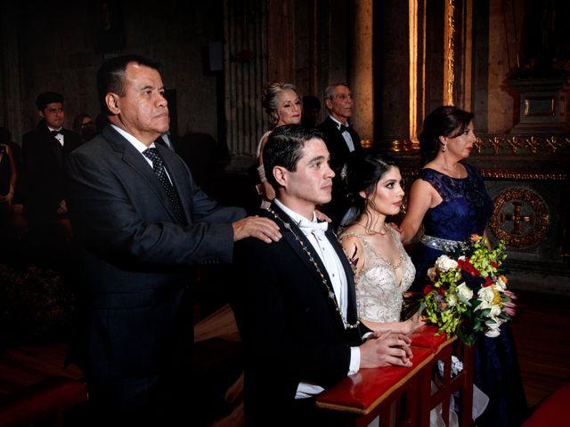 La boda de Daniel y Nayeli en Guadalajara, Jalisco 31