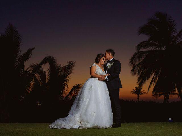 La boda de Kathian y Jorge